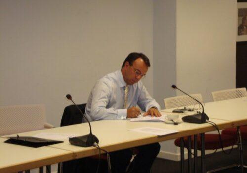 Πρoστατευμένο: Άρθρο Χρ. Σταϊκούρα στην Ισοτιμία: Οικονομική αποτελεσματικότητα και κοινωνική δικαιοσύνη | 1.11.2008