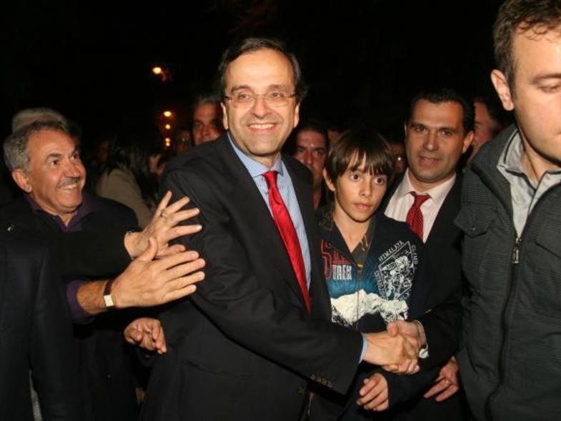 Δήλωση για την εκλογή του νέου Προέδρου της ΝΔ Αντώνη Σαμαρά | 30.11.2009