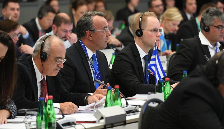 Ταλίν, Διάσκεψη για τη Σταθερότητα, τον Οικ. Συντονισμό και τη Διακυβέρνηση στην ΕΕ | 30.10.2017
