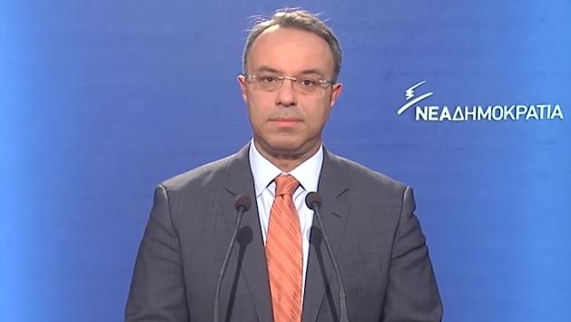 Δήλωση Χρ. Σταϊκούρα σχετικά με τον Προϋπολογισμό 2018 (video) | 22.11.2017