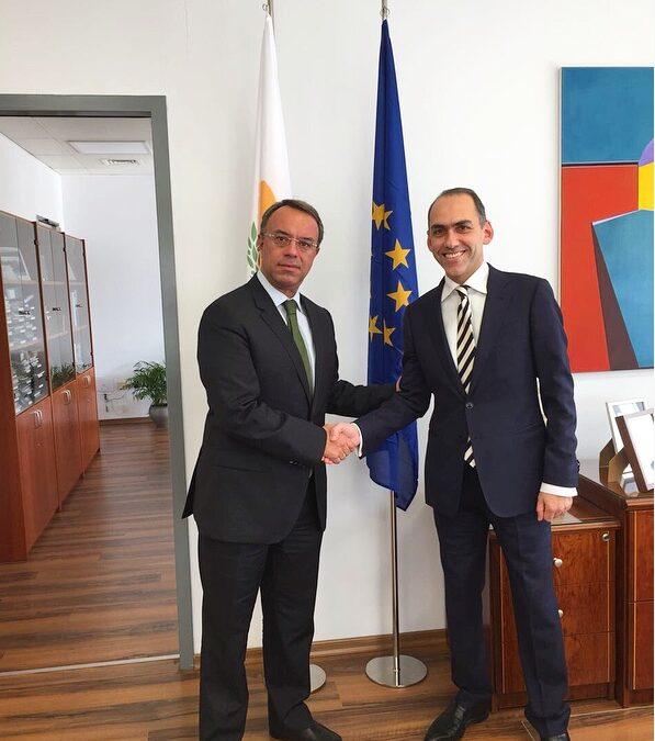 Δελτίο Tύπου μετά από συναντήσεις κατά την επίσκεψη στην Κύπρο | 14.11.2017