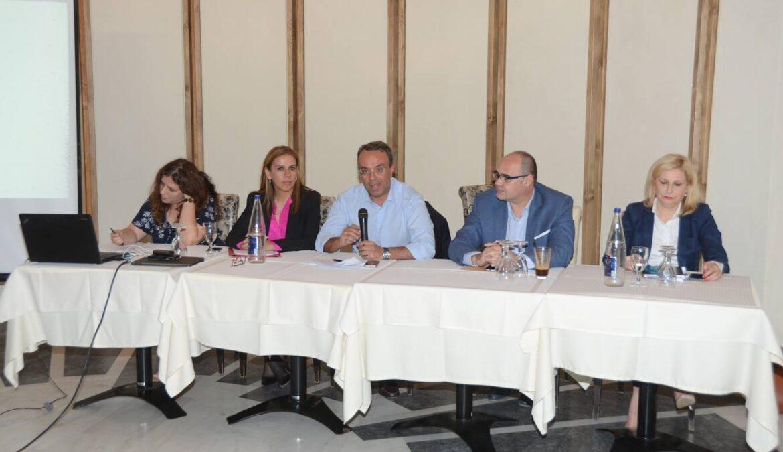 Χαιρετισμός Χρ. Σταϊκούρα στην εκδήλωση της ΝΔ για την Οικογένεια και το Δημογραφικό | 19.6.2018