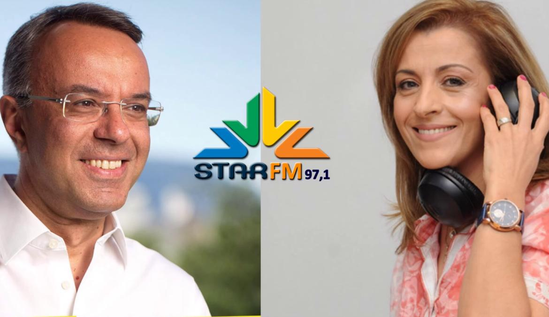 Ο Υπουργός Οικονομικών στο Star fm Κ.Ε. με την Όλγα Λαθύρη (video) | 5.3.2021