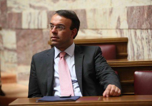 Σε Σπερχειάδα και Μαλεσίνα ο Χρ. Σταϊκούρας – Δήλωση για την τρέχουσα πολιτική επικαιρότητα και για τις εύκολες «λύσεις» που προτείνονται | 28.4.2012