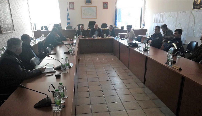 Σύσκεψη εργασίας στο Δήμο Λοκρών | 1.4.2019