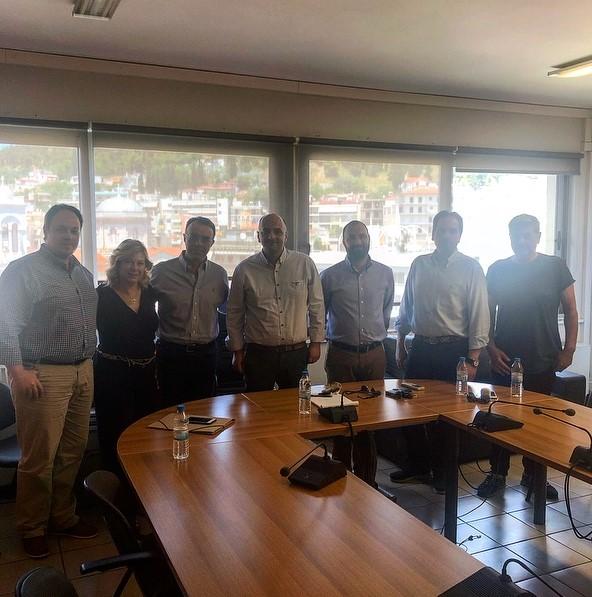 Συναντήσεις με Συλλόγους ΑμΕΑ, Νεφροπαθών, ΣΚΠ και με το ΤΕΕ-ΠΑΣ | 12.06.2019