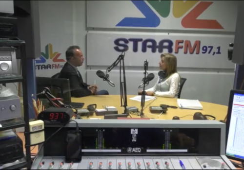 Συνέντευξη Χρήστου Σταϊκούρα στο Star Fm και την Όλγα Λαθύρη | 21.6.2019