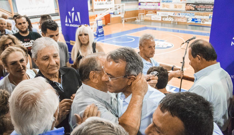 Σε Στυλίδα, Σταυρό και Star Κεντρικής Ελλάδας σήμερα ο Χρήστος Σταϊκούρας | 1.7.2019