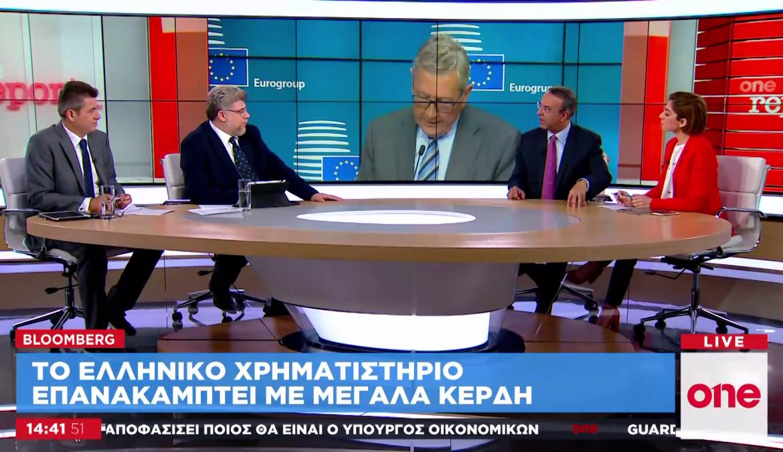 Ο Χρ. Σταϊκούρας στο Channel One | 13.6.2019
