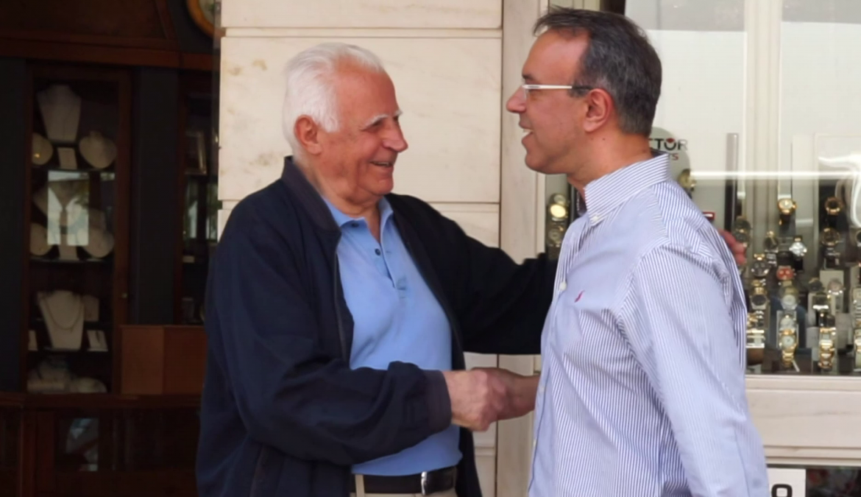 Το προεκλογικό video του Χρήστου Σταϊκούρα