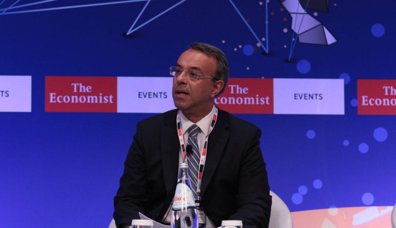 Oμιλία του Υπουργού Οικονομικών στο Συνέδριο του Economist | 16.7.2019