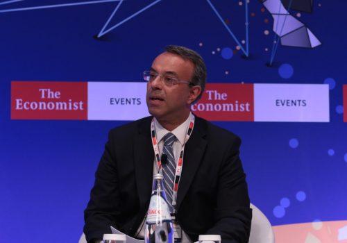 Oμιλία του Υπουργού Οικονομικών στο Συνέδριο του Economist   16.7.2019
