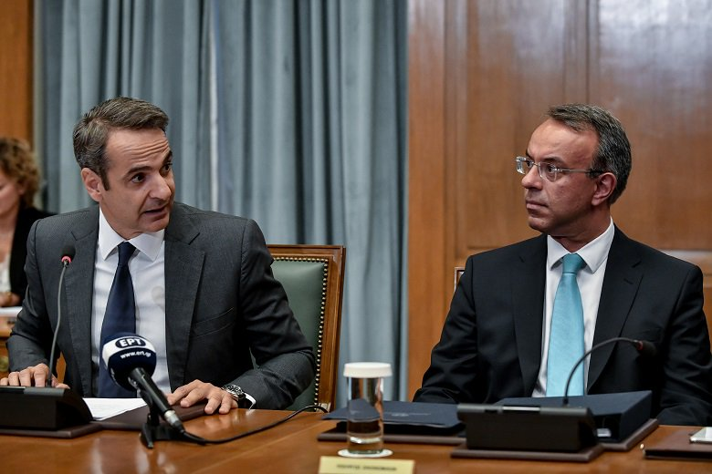 Η πρώτη συνεδρίαση του νέου Υπουργικού Συμβουλίου | 10.7.2019