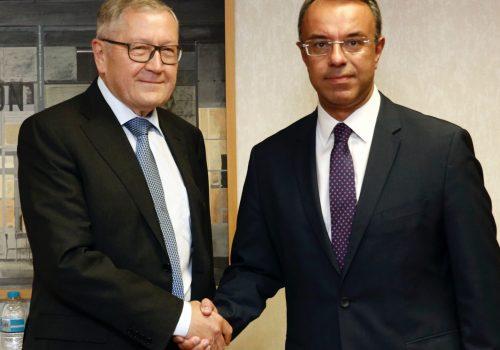 Συνάντηση αύριο ΥπΟικ Χρ. Σταϊκούρα με τον Εκτ. Δ/ντή του ESM Klaus Regling | 11.5.2021