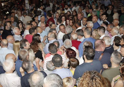Πρώτος στη Φθιώτιδα ο Χρ. Σταϊκούρας! – Δηλώσεις (video)   7.7.2019