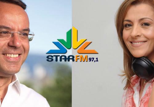Συνέντευξη Χρ. Σταϊκούρα στο Star Fm Κεντρικής Ελλάδας | 3.7.2019