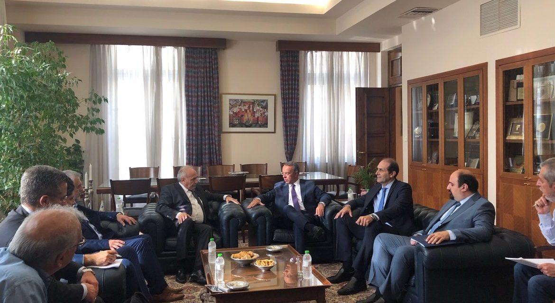 Στη Θεσσαλονίκη ο Υπουργός Οικονομικών – Συναντήσεις με φορείς (φωτογραφίες) | 6.9.2019
