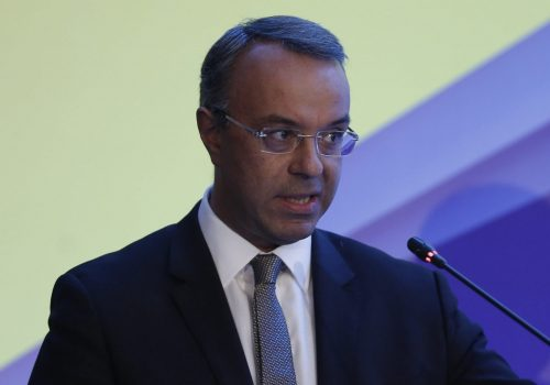 Ομιλία του Υπουργού Οικονομικών στην 6η Ετήσια Οικονομική Σύσκεψη της ΕΕΝΕ (video)   30.9.2019