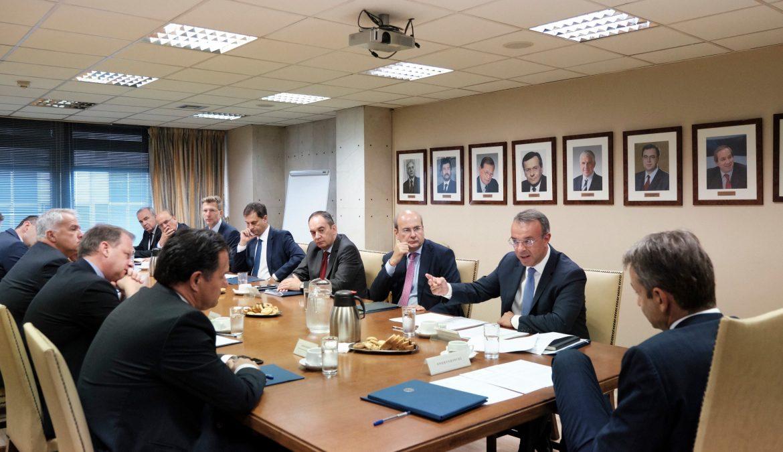 Δήλωση του Υπουργού Οικονομικών κ. Χρήστου Σταϊκούρα μετά τη συνεδρίαση του ΚΥΣΟΙΠ (video) | 11.9.2019