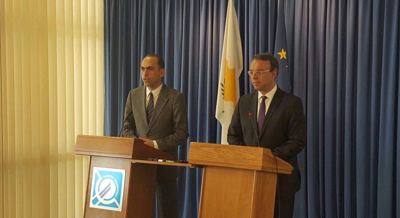 Ο Υπουργός Οικονομικών στην Κύπρο (Πρόγραμμα) | 12.10.2019