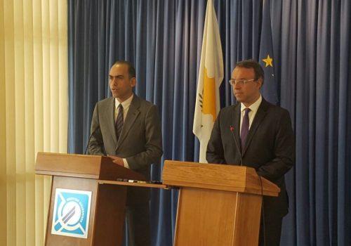 Ο Υπουργός Οικονομικών στην Κύπρο (Πρόγραμμα)   12.10.2019