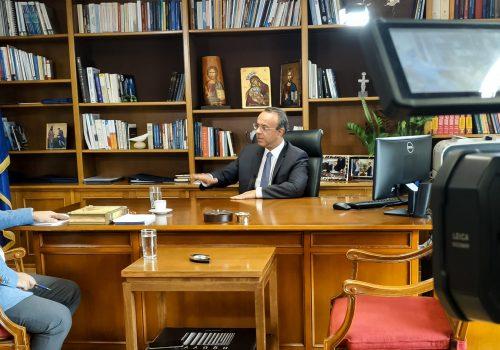 Συνέντευξη του Υπουργού Οικονομικών στο Star Κεντρικής Ελλάδας (video)   7.10.2019