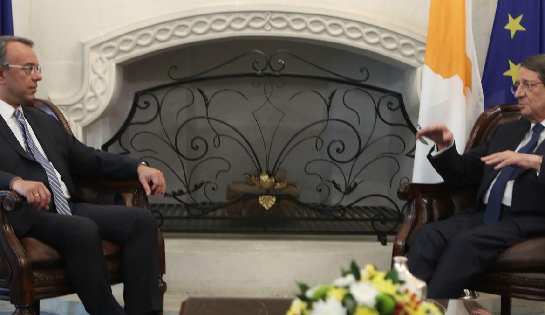 Η τριήμερη επίσκεψη του Υπουργού Οικονομικών στην Κύπρο (φωτογραφίες, video) | 14.10.2019