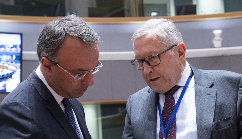 Στις Βρυξέλλες ενόψει eurogroup ο Υπουργός Οικονομικών (φωτογραφίες, video) | 7.11.2019