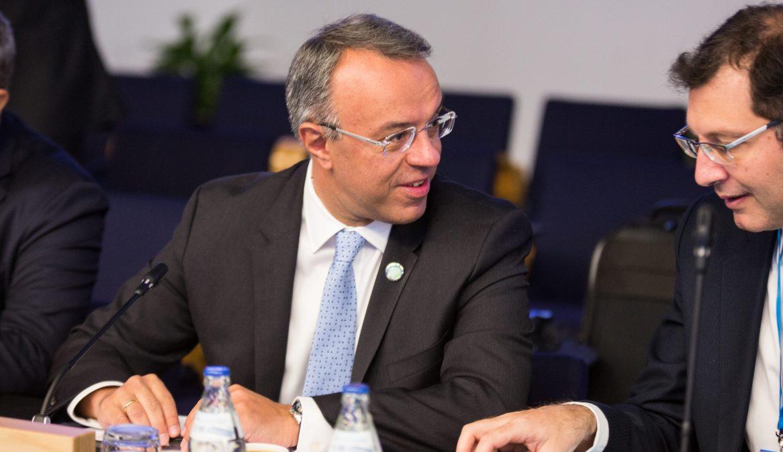 Στις Βρυξέλλες ενόψει Eurogroup και Ecofin ο Υπουργός Οικονομικών | 19.1.2020