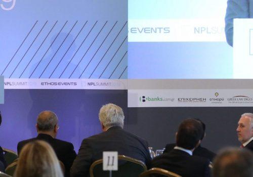Ο Χαιρετισμός του Υπουργού Οικονομικών στο 2nd NPL SUMMIT (φωτογραφίες, video) | 15.11.2019