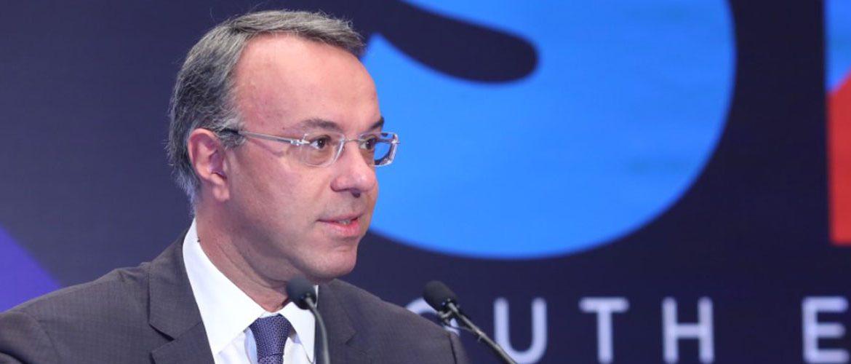 Η Ομιλία του Υπουργού Οικονομικών στην 4η Σύνοδο Θεσσαλονίκης (φωτογραφίες, video) | 14.11.2019
