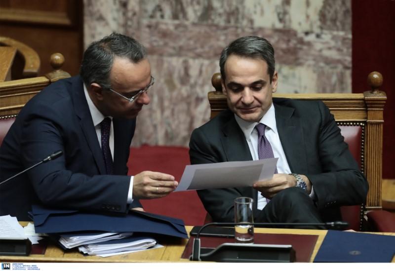Η Ομιλία του Υπουργού Οικονομικών στη Βουλή για τον Προϋπολογισμό (video) | 18.12.2019