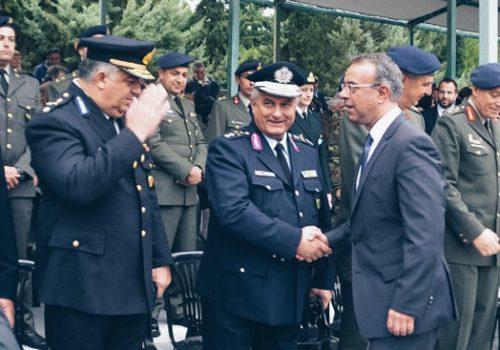 Ο Χρ. Σταϊκούρας Εκπρόσωπος της Κυβέρνησης στον Πανελλήνιο Εορτασμό της Εθνικής Αντίστασης (video)   24.11.2019