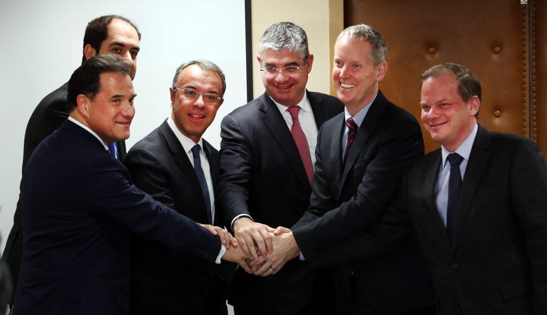 Η ΕΤΕπ αυξάνει τη στήριξή της προς επενδύσεις προτεραιότητας στην Ελλάδα – 180εκατ. για το νέο αεροδρόμιο Ηρακλείου  | 23.1.2020