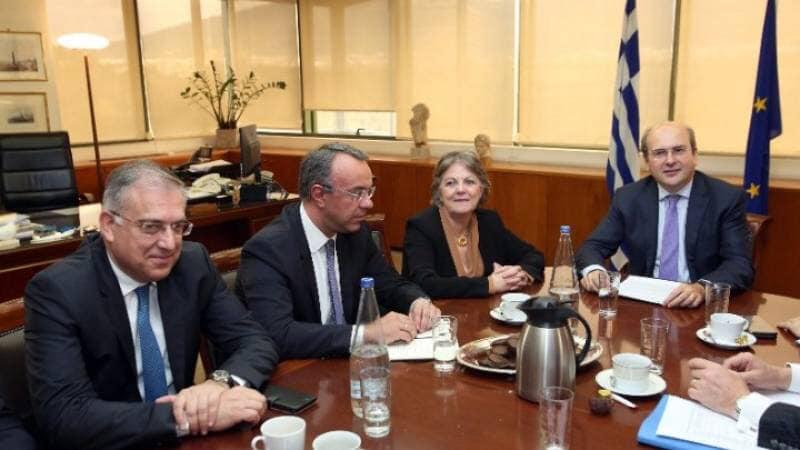 Συνεδρίαση Πρώτης Κυβερνητικής Επιτροπής για την απολιγνιτοποίηση | 17.1.2020