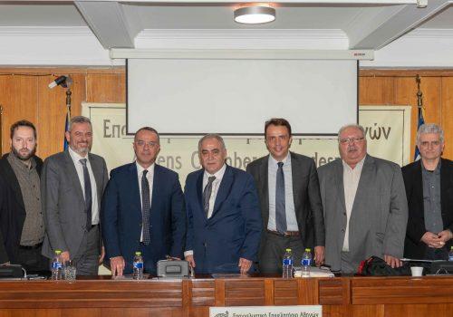 Ο Υπουργός Οικονομικών στο Επαγγελματικό Επιμελητήριο Αθηνών (video) | 27.1.2020