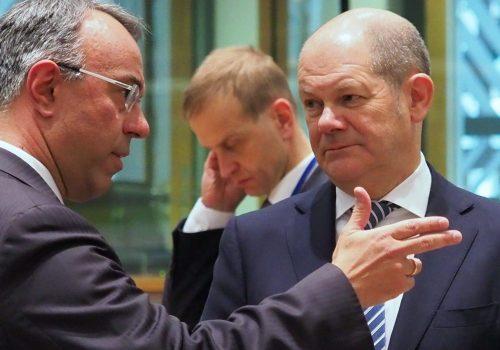 Δήλωση του Υπουργού Οικονομικών για το αποτέλεσμα του Eurogroup (φωτογραφίες, video) | 4.12.2019