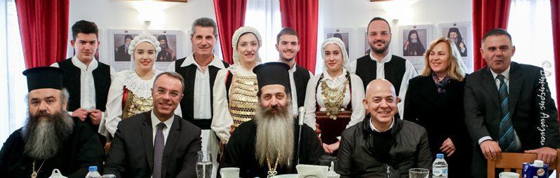 Θεοφάνεια: Σε Άγιο Κωνσταντίνο και Στυλίδα ο Υπουργός Οικονομικών (φωτογραφίες,video) | 6.1.2020