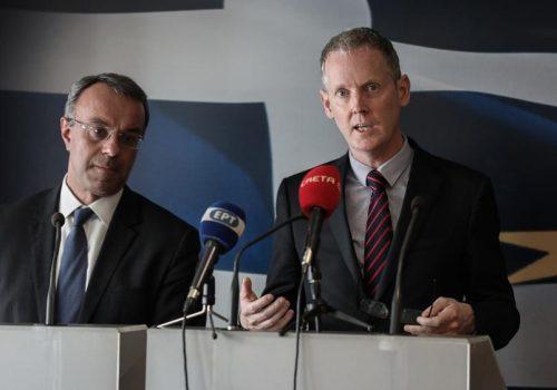 Τοποθέτηση Υπουργού Οικονομικών μετά τη συνάντηση με τον Αντιπρόεδρο της ΕΤΕπ   23.1.2020
