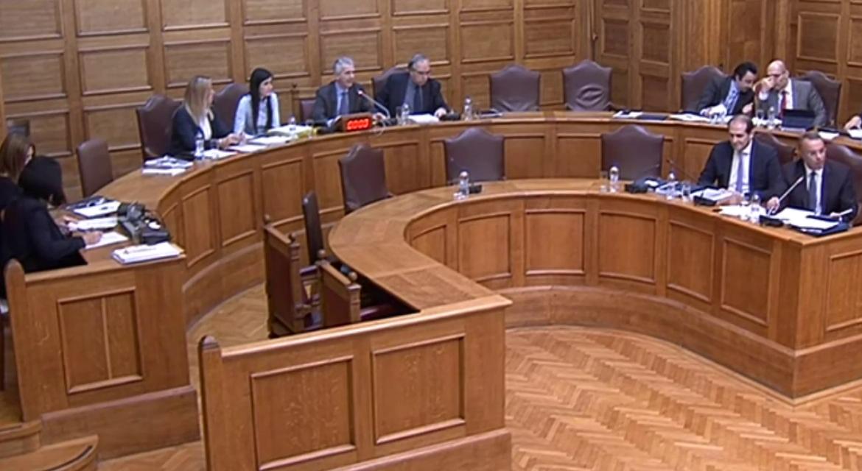 Τοποθέτηση Υπουργού Οικονομικών στην Επιτροπή Οικονομικών Υποθέσεων για το φορολογικό νομοσχέδιο (video)   29.11.2019