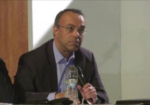 Η Τοποθέτηση του Υπουργού Οικονομικών για τη Λάρκο (video) | 12.1.2020
