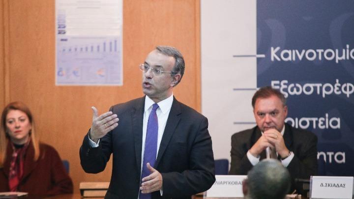 Χρ. Σταϊκούρας από Θεσσαλονίκη: Ο Προϋπολογισμός στοχεύει στην επίτευξη υψηλής και διατηρήσιμης μεγέθυνσης