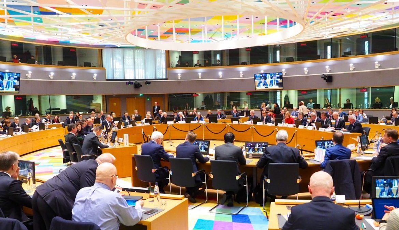 Στιγμιότυπα από το Eurogroup (φωτογραφίες, video)   18.2.2020