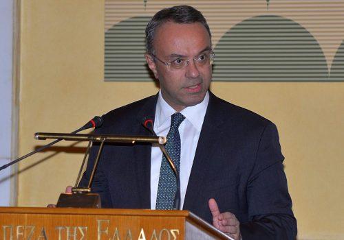 Ομιλία Υπουργού Οικονομικών στην παρουσίαση του Νομισματικού Προγράμματος 2020 (video) | 11.2.2020
