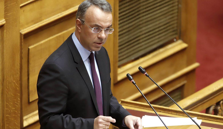 Ο Υπουργός Οικονομικών στη Βουλή για τα μέτρα ενίσχυσης της ρευστότητας των επιχειρήσεων (video) | 23.6.2020