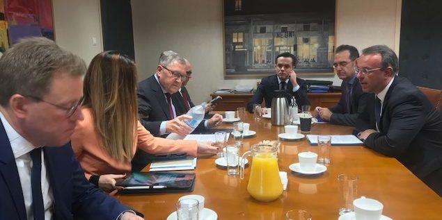 Τοποθέτηση Υπουργού Οικονομικών μετά την συνάντησή του με τον Εκτελεστικό Διευθυντή του ESM | 9.3.2020