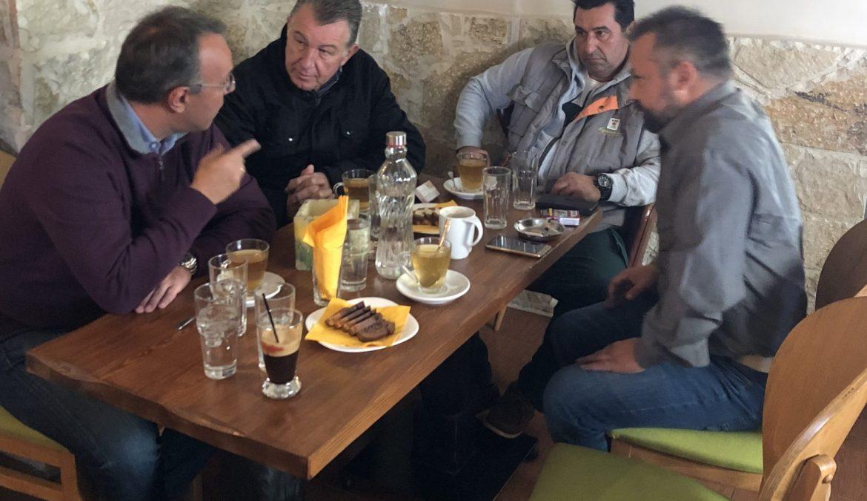 Στο Δήμο Αμφίκλειας Ελάτειας ο Χρ. Σταϊκούρας | 25.10.2018