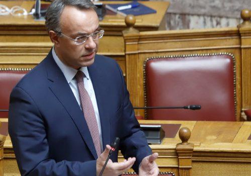 Ομιλία του Υπουργού Οικονομικών στη Βουλή (video) | 9.4.2020