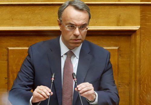 Παρεμβάσεις – Απαντήσεις του Υπουργού Οικονομικών στην Ολομέλεια της Βουλής (video) | 9.4.2020