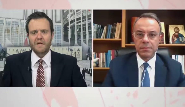 Ο Υπουργός Οικονομικών στο Ένα Κεντρικής Ελλάδας με τον Γιάννη Βούτσινο (video) | 16.4.2020